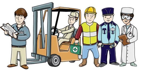 Nguyên tắc an toàn khi vận hành xe nâng hàng