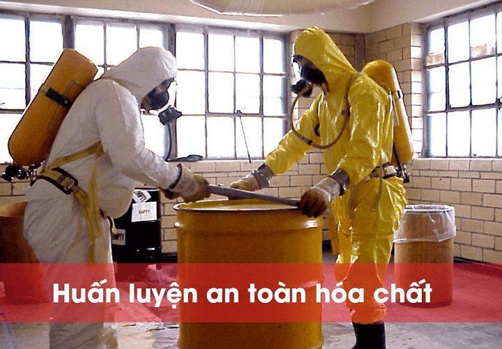 an toàn hóa chất