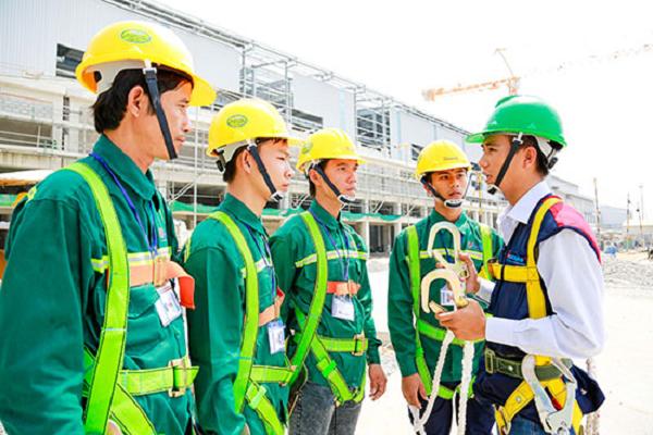 huấn luyện an toàn lao động nhóm 2