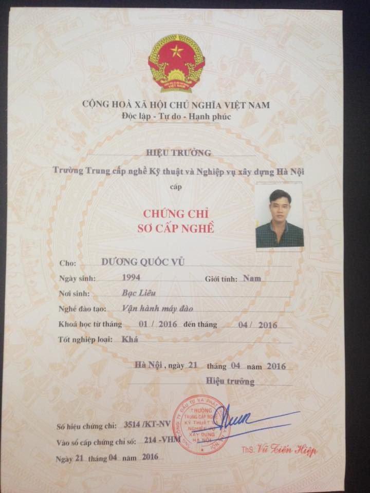 Chung Chi Van Hanh May Dao
