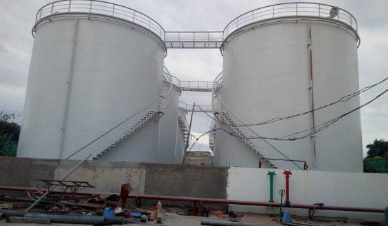 Kiểm định bồn chứa xăng dầu, dung môi, hóa chất theo API 653