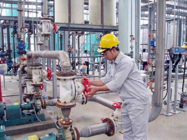 an toàn hóa chất trong sản xuất