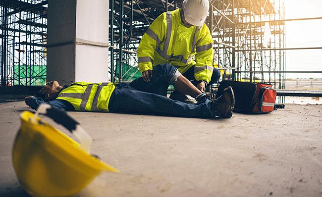 người lao động hưởng chế độ an toàn lao động