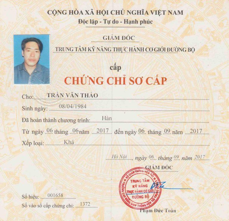 Chung Chi Han So Cap 2