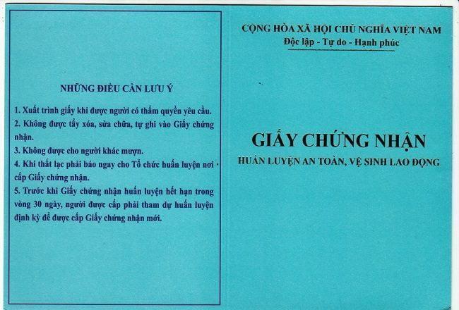 Chung Chi Huan Luyen An Toan