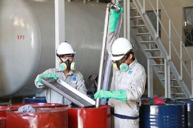 nguyên tắc an toàn hóa chất