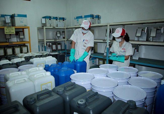 quy định quản lý an toàn hóa chất