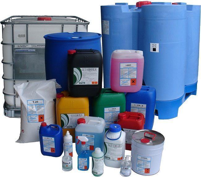 quy định về an toàn hóa chất