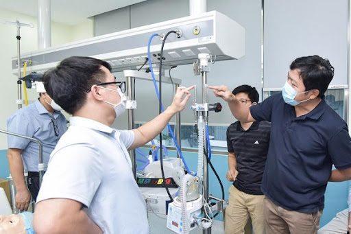 kiểm định đường ống dẫn khí oxy y tế
