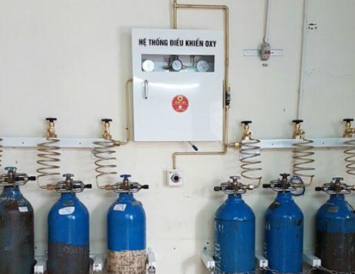 kiểm định hệ thống dẫn khí oxy